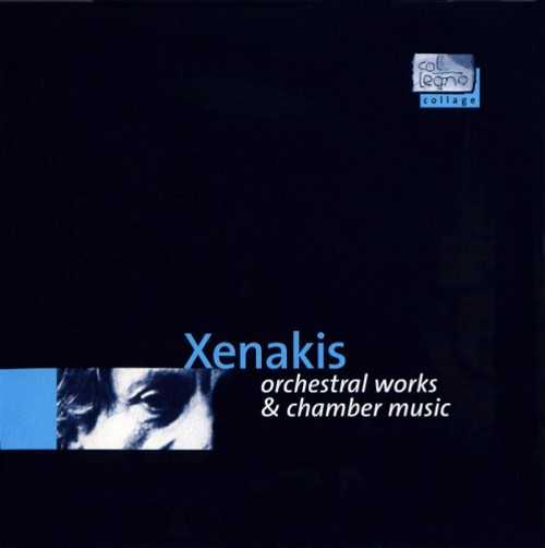 Iannis Xenakis - Orchestral Works And Chamber Music (APE)