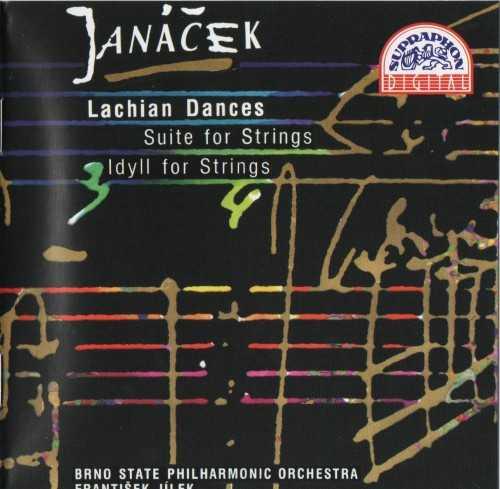 Jílek: Janáček – Orchestral works (3 CD, FLAC)