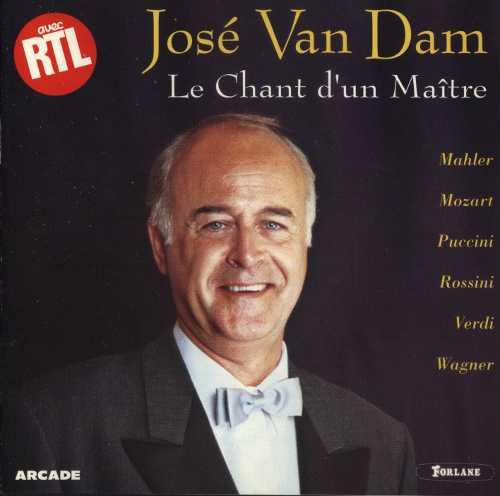 Jose Van Dam Le maitre du chant (FLAC)