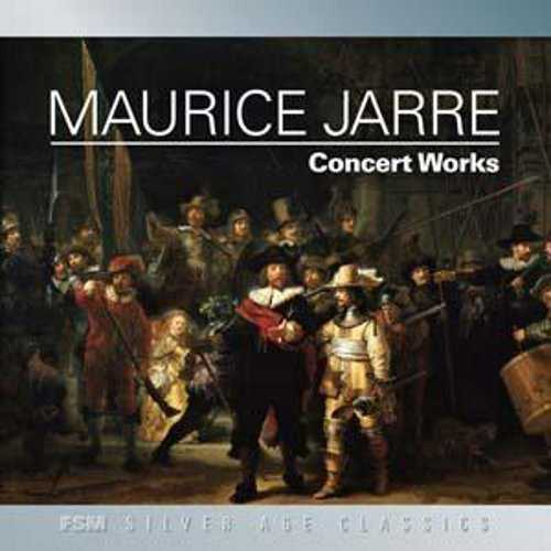 Maurice Jarre - Concert works (FLAC)