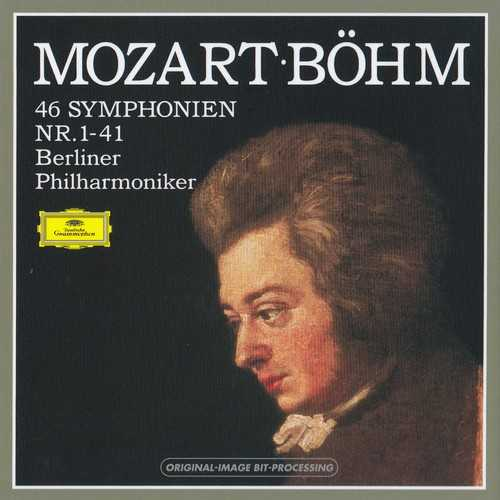 Bohm: Mozart - Die Symphonien (10 CD, FLAC)