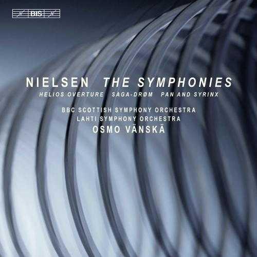 Vänskä: Nielsen - The Six Symphonies (3 CD, FLAC)