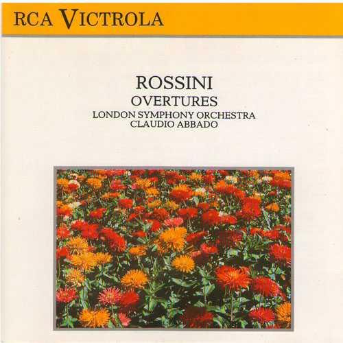 Abbado: Rossini - Overtures (FLAC)