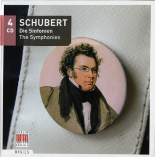 Blomstedt: Schubert - Complete Symphonies (4 CD, FLAC)
