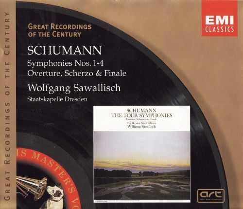 Sawallisch: Schumann - Complete Symphonies (2 CD, APE)