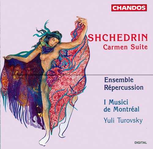 Turovsky: Shchedrin - Carmen Suite (FLAC)