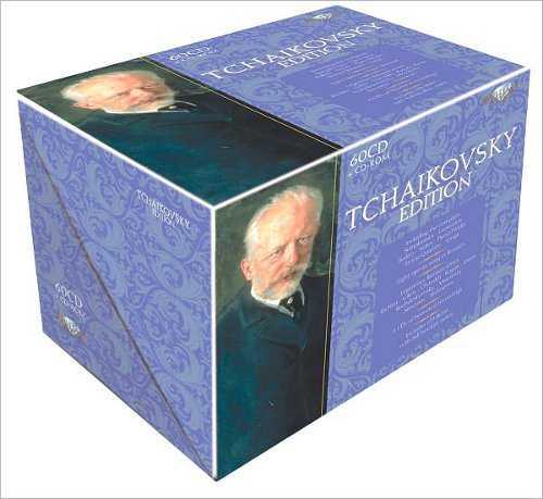 Tchaikovsky Edition (60 CD)