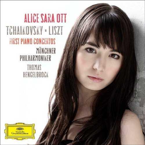 Alice Sara Ott: Tchaikovsky, Liszt - First Piano Concertos (FLAC)