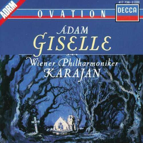 Karajan: Adam - Giselle (APE)