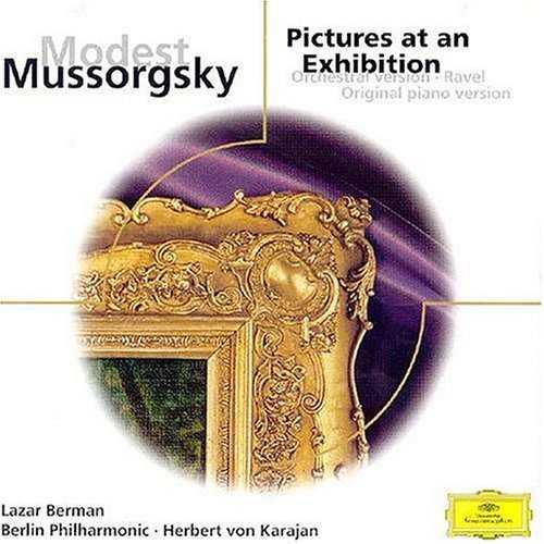 Karajan, Berman: Mussorgsky Pictures at an Exhibition (APE)