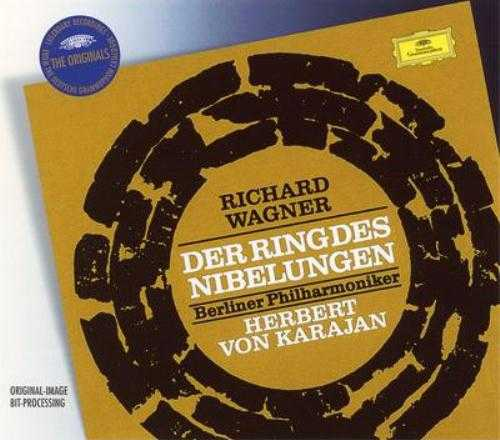Karajan: Wagner - Der Ring des Nibelungen (14 CD box set, APE)