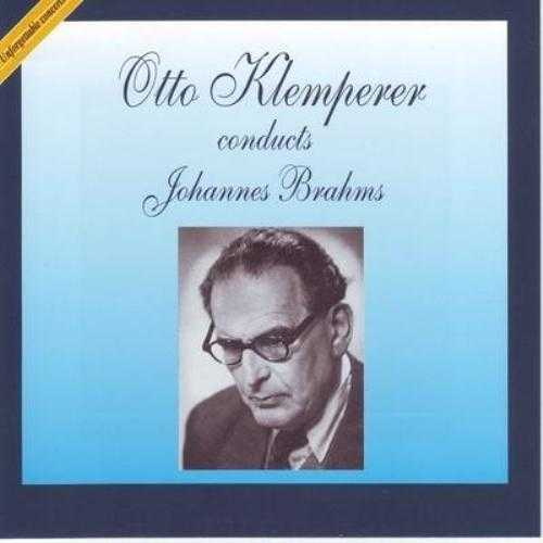 Otto Klemperer Conducts Johannes Brahms (FLAC)