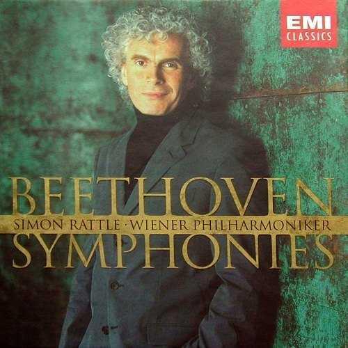 Rattle: Beethoven - Symphonies (5 CD box set, FLAC)