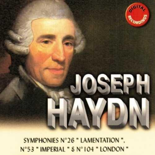 Richter: Haydn - Symphonies no.26, 53, 104 (FLAC)