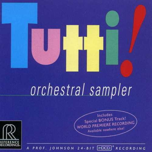 Tutti! Orchestral Sampler (FLAC)