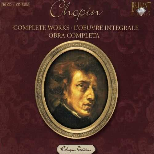 Chopin Complete Works (30 CD box set, APE)