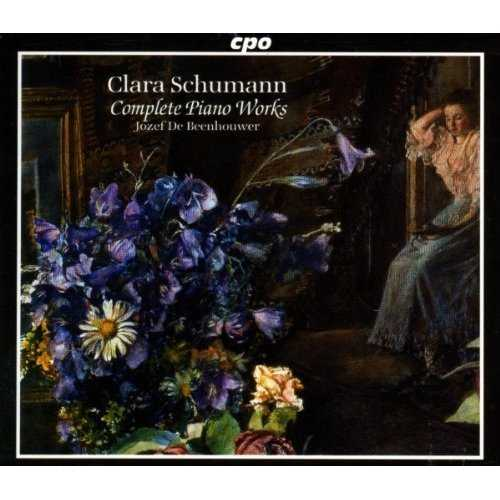 Clara Schumann - Complete Piano Works (3 CD, FLAC)