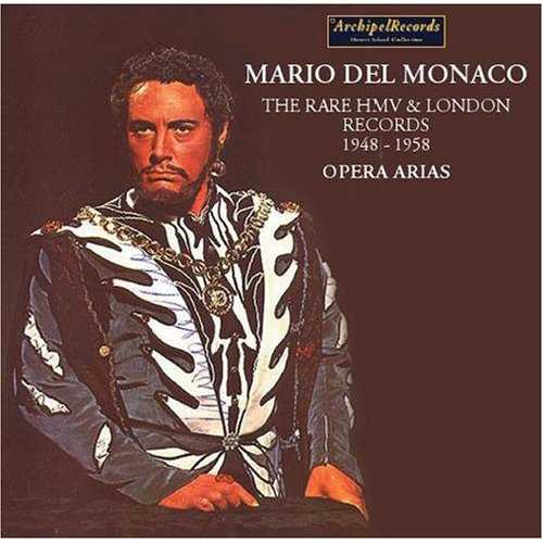 Del Monaco Rare HMV & London Records 1948-1958 (APE)
