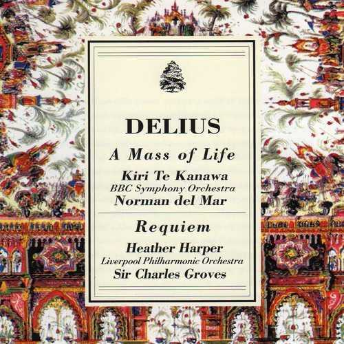 Delius - Mass of Life, Requiem (2 CD, FLAC)