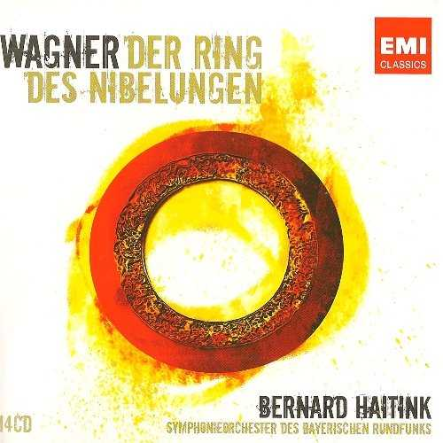 Haitink: Wagner - Der Ring des Nibelungen (14 CD box set, FLAC)