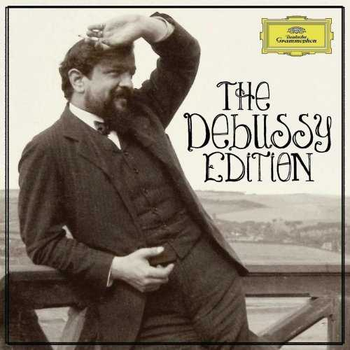 The Debussy Edition (18 CD box set, APE)
