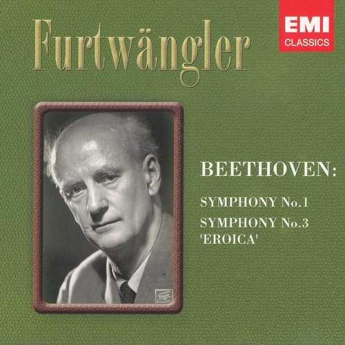 Furtwangler: Beethoven - Samtliche Symphonien (5CD, FLAC)