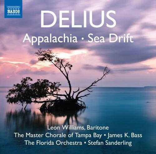 Sanderling: Delius - Appalachia, Sea Drift (FLAC)
