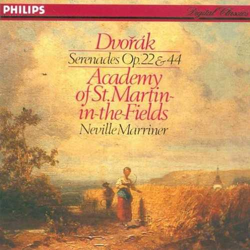 Marriner: Dvorak - Serenade For Strings (FLAC)
