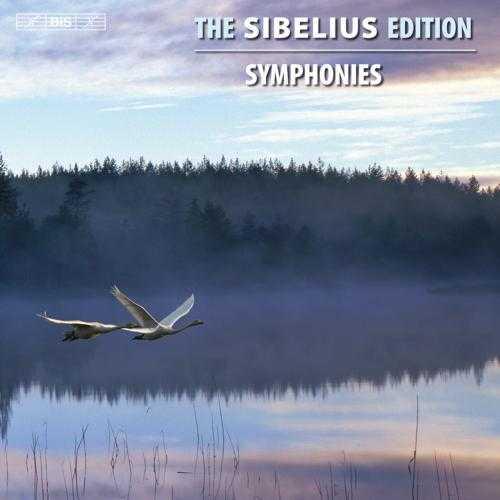 The Sibelius Edition, Volume 12 - Symphonies (5CD, FLAC)