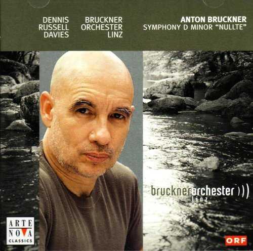 Davies: Bruckner - Symphony D Minor (FLAC)