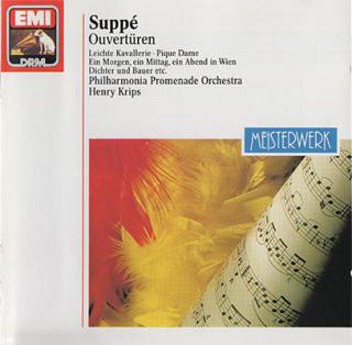 Krips: Franz von Suppe - Ouverturen (APE)