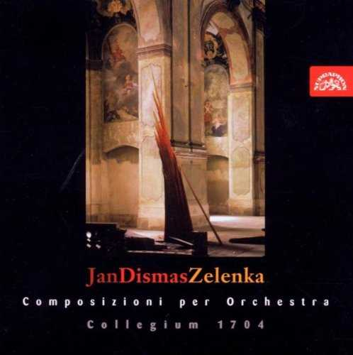 Zelenka: Composizioni per Orchestra (APE)