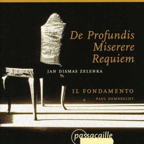 Zelenka: De Profundis, Miserere, Requiem (APE)