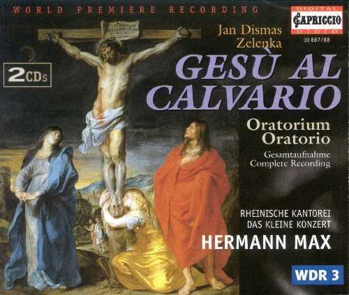 Zelenka: Gesu al Calvario (2 CD, APE)