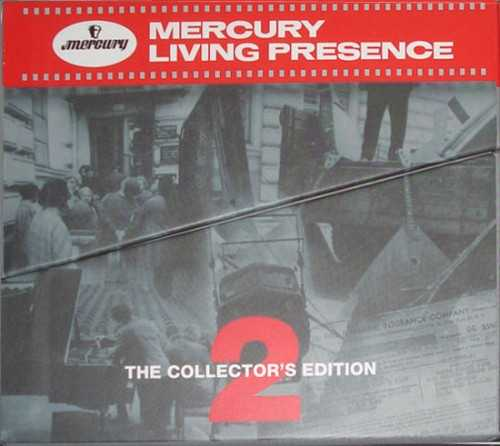 Mercury Living Presence Vol.2 (55 CD box set, FLAC)