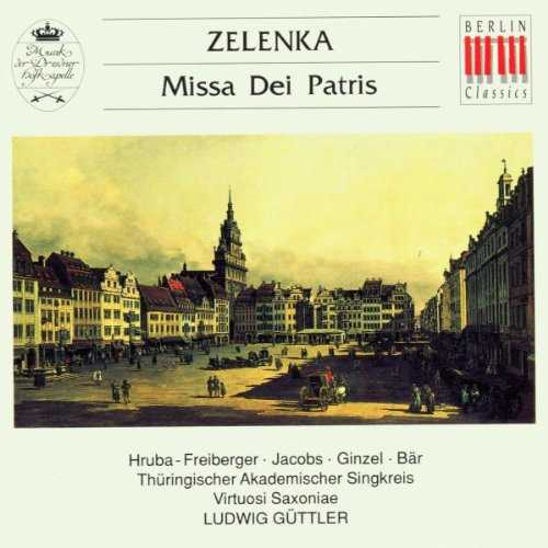 Zelenka - Missa Dei Patris (APE)