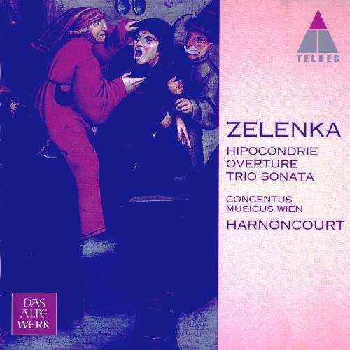 Zelenka - Hipocondrie, Ouverture, Trio Sonata (APE)