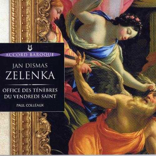 Zelenka - Offices Des Tenebres Du Vendredi Saint (APE)