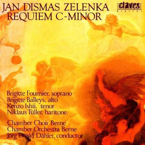 Zelenka - Requiem In C-Minor (APE)
