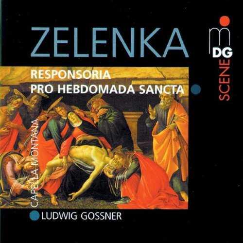 Zelenka: Responsoria Pro Hebdomada Sancta (2 CD, APE)