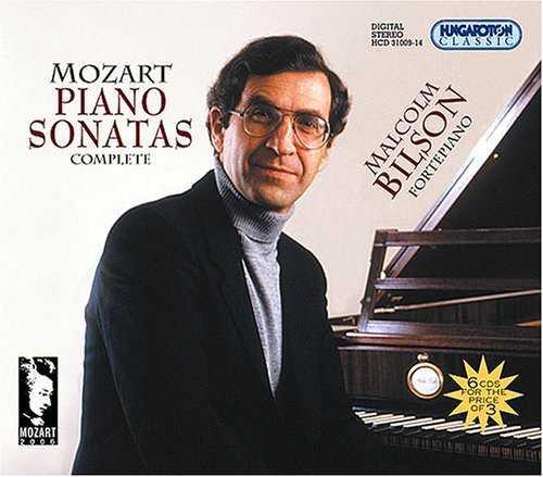 Bilson: Mozart - Complete Piano Sonatas (6 CD box set, APE)