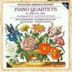 Bilson: Mozart - Piano Quartets K.478, K.493 (APE)
