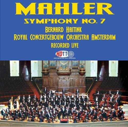 Haitink: Mahler - Symphony no.7 (24bit/192kHz, FLAC)