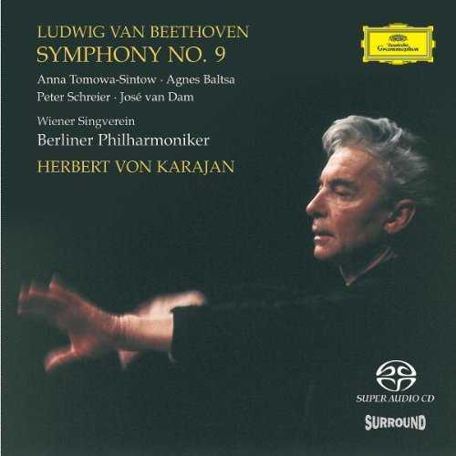 Karajan: Beethoven - Symphony no.9 (SACD, ISO)
