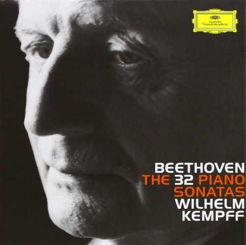 Kempff: Beethoven - The 32 Piano Sonatas (8 CD box set, FLAC)