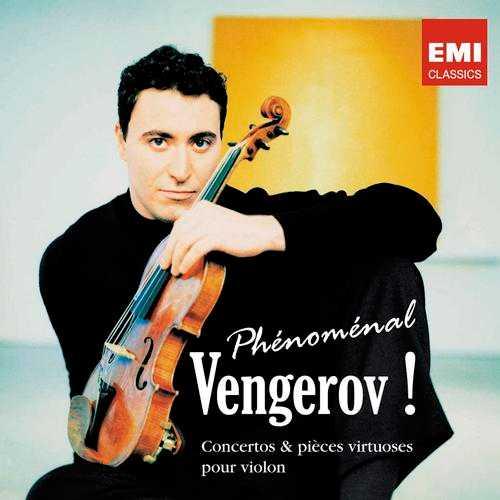 Phénoménal Vengerov! (3 CD box set, FLAC)