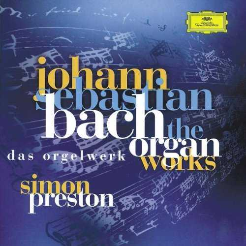 Preston: Bach - Complete Organ Works (14 CD box set, FLAC)