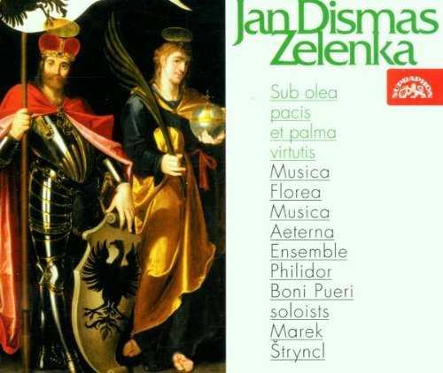 Zelenka - Sub Olea Pacis et Palma Virtutis (2 CD, APE)