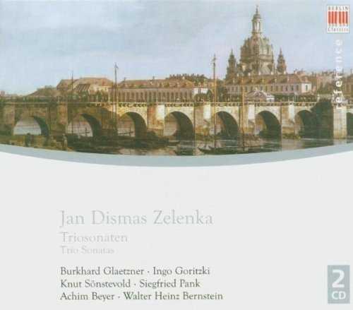 Zelenka - Trio Sonatas (2 CD, APE)