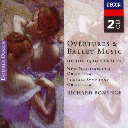 Bonynge: Overtures & Ballet Music of the 19th Century (2 CD, APE)